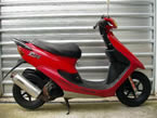 honda dio zx sports scooter