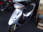 sporty Honda Dio ZX scooter