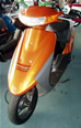 suzuki moped scooter sj50 for sale